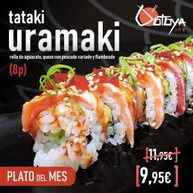 Tataki Uramaki (8P)