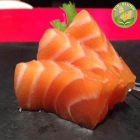 Salmon sashimi (3p)