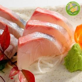 Lubina sashimi