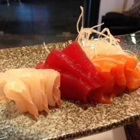 Sashimi no moriawase